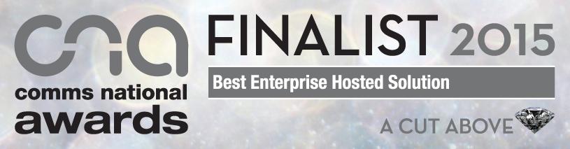 Callstream - Best Enterprise Hosted Solution Finalist